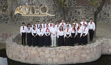 Orquesta Típica de Querétaro realza la música tradicional mexicana