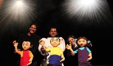 Con títeres y cuentos, Andarte Sonando busca captar al público infantil desde Morelia
