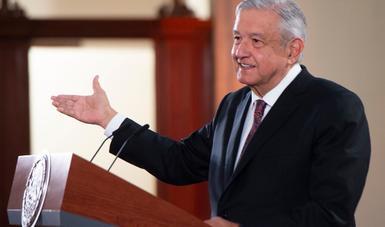 Todo este año será de crecimiento en la producción petrolera, afirma presidente López Obrador