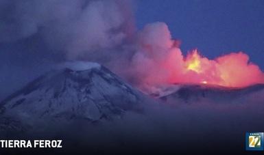 Canal 22 estrena la serie documental Tierra feroz