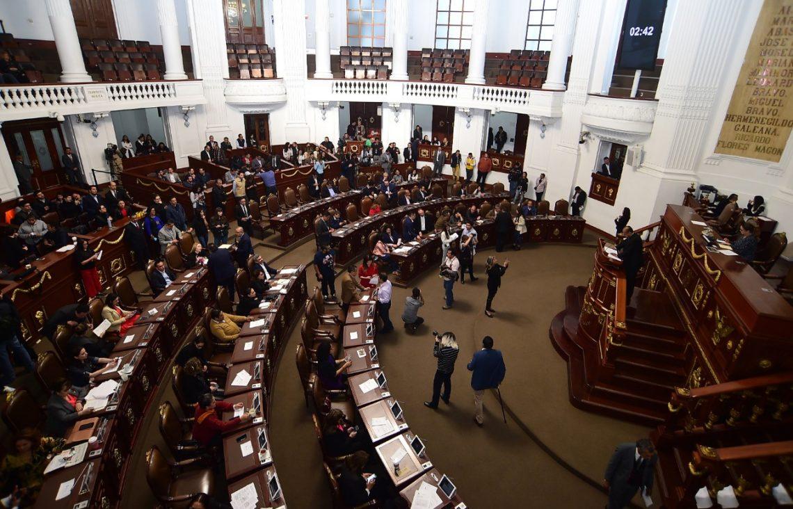 El Congreso de la Ciudad de México instaló el Segundo Periodo Ordinario de Sesiones del Segundo Año de Ejercicio, I Legislatura