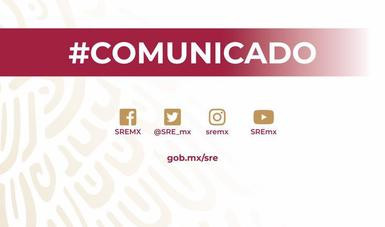 Nombramiento de María Teresa Mercado como embajadora de México