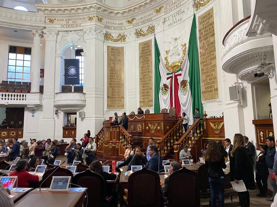 Diputados locales presentaron iniciativas en materia educativa