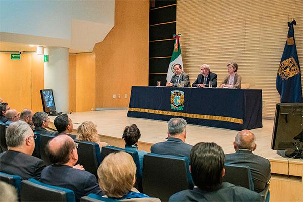 LA UNAM INFORMA: Mensaje a la comunidad universitaria del rector Enrique Graue, a propósito de la situación que vive la universidad