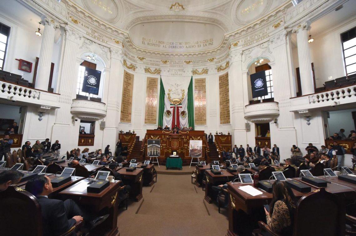 El Congreso de la Ciudad de México conmemora el 3er aniversario de la Constitución de la CDMX