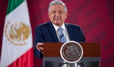 Solución definitiva para el avión presidencial, informa presidente López Obrador