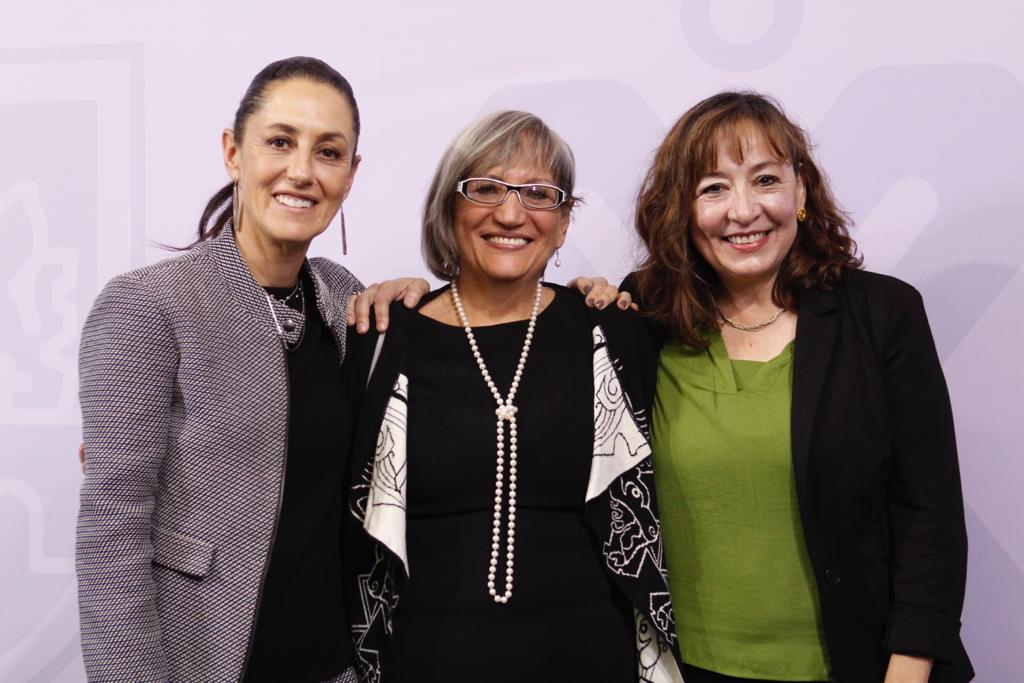 Designa Jefa de Gobierno a Ingrid Gómez Saracíbar como nueva titular de SEMUJERES