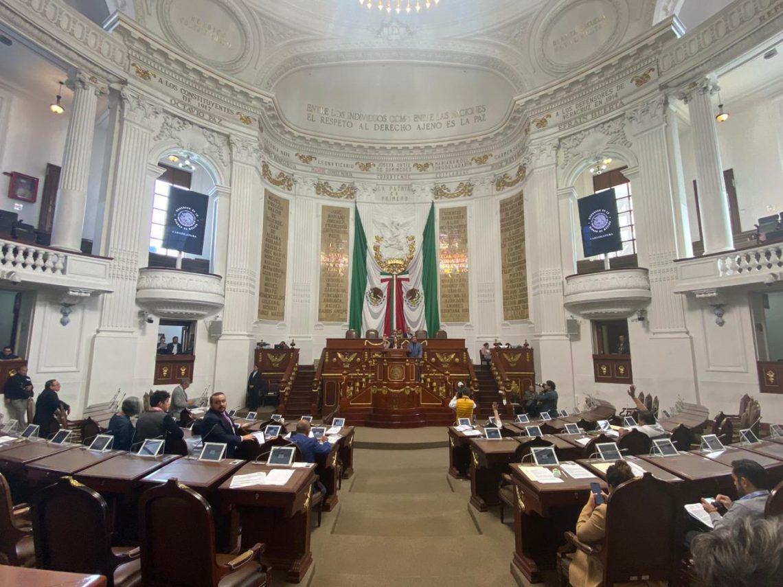 En el Congreso de la Ciudad de México emiten pronunciamiento en favor del matrimonio Igualitario