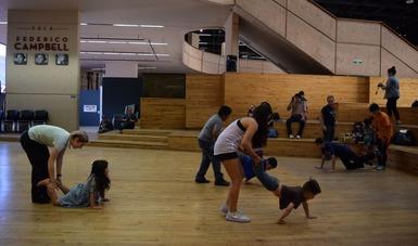 Convocan CECUT y La Silla Danza a crear coreografías dirigidas al público infantil