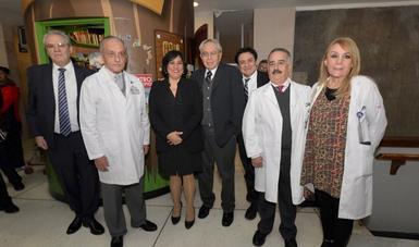 Inicia secretaria Sandoval Ballesteros visitas de inspección a institutos de salud