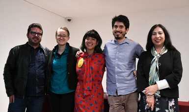 Dialogan ganadores de los Premios Nacionales de Literatura Tierra Adentro 2019 sobre sus obras