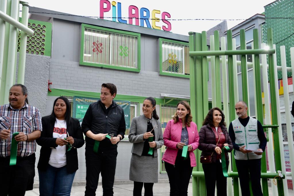 Alista Gobierno capitalino convenio con el IPN para impartir la licenciatura de contaduría en los PILARES