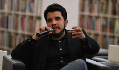 El ganador del Premio Nacional de Cuento Breve Julio Torri, comparte su experiencia detrás de su obra