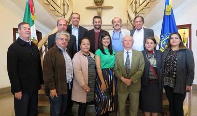 Acuerdan gobierno de Jalisco y la Semarnat, agenda conjunta para la recuperación del río Santiago