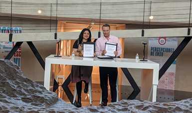 Firman convenio de colaboración Secretaría de Cultura y Gobierno de Sinaloa