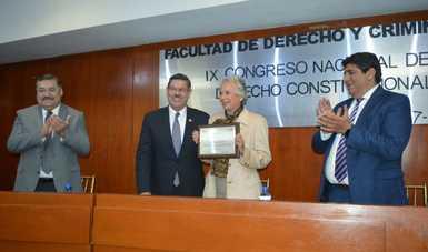 Bienestar de la población, eje fundamental de la Cuarta Transformación, refrenda Olga Sánchez Cordero