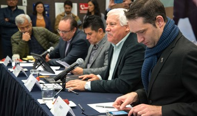 Promueve Agricultura alianzas estratégicas que impulsen el desarrollo económico y productivo del país: Víctor Villalobos Arámbula