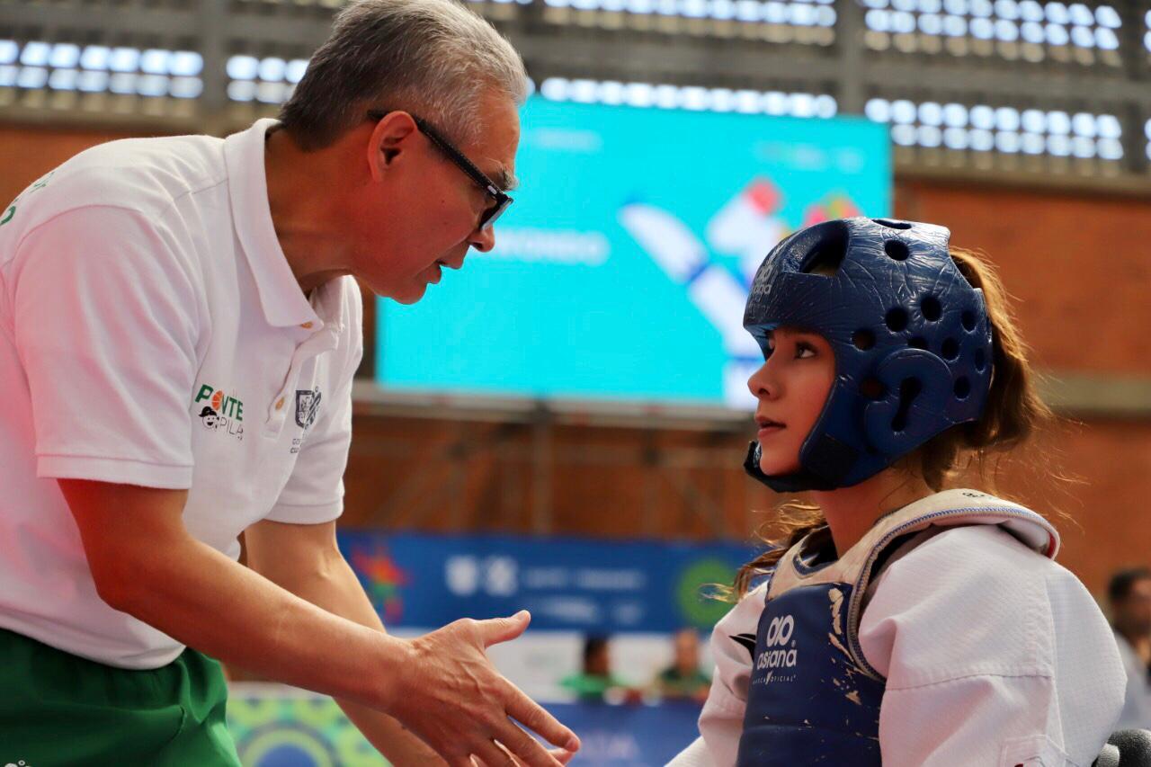 Más de cinco mil personas asisten a las finales del taekwondo de la Olimpiada Comunitaria de la Ciudad de México