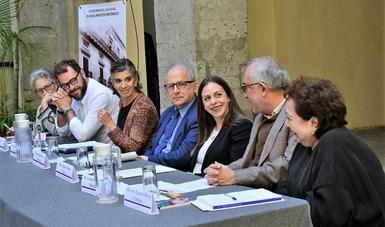 La Coordinación Nacional de Monumentos Históricos reflexiona su papel en el devenir del INAH