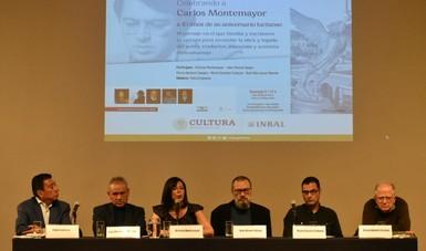 A una década de su partida, rememoran a Carlos Montemayor, poeta y divulgador de la literatura indígena