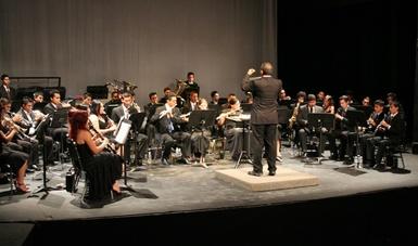 La Banda Sinfónica Juvenil de Sinaloa cumple 43 años de formar a músicos con gran capacidad