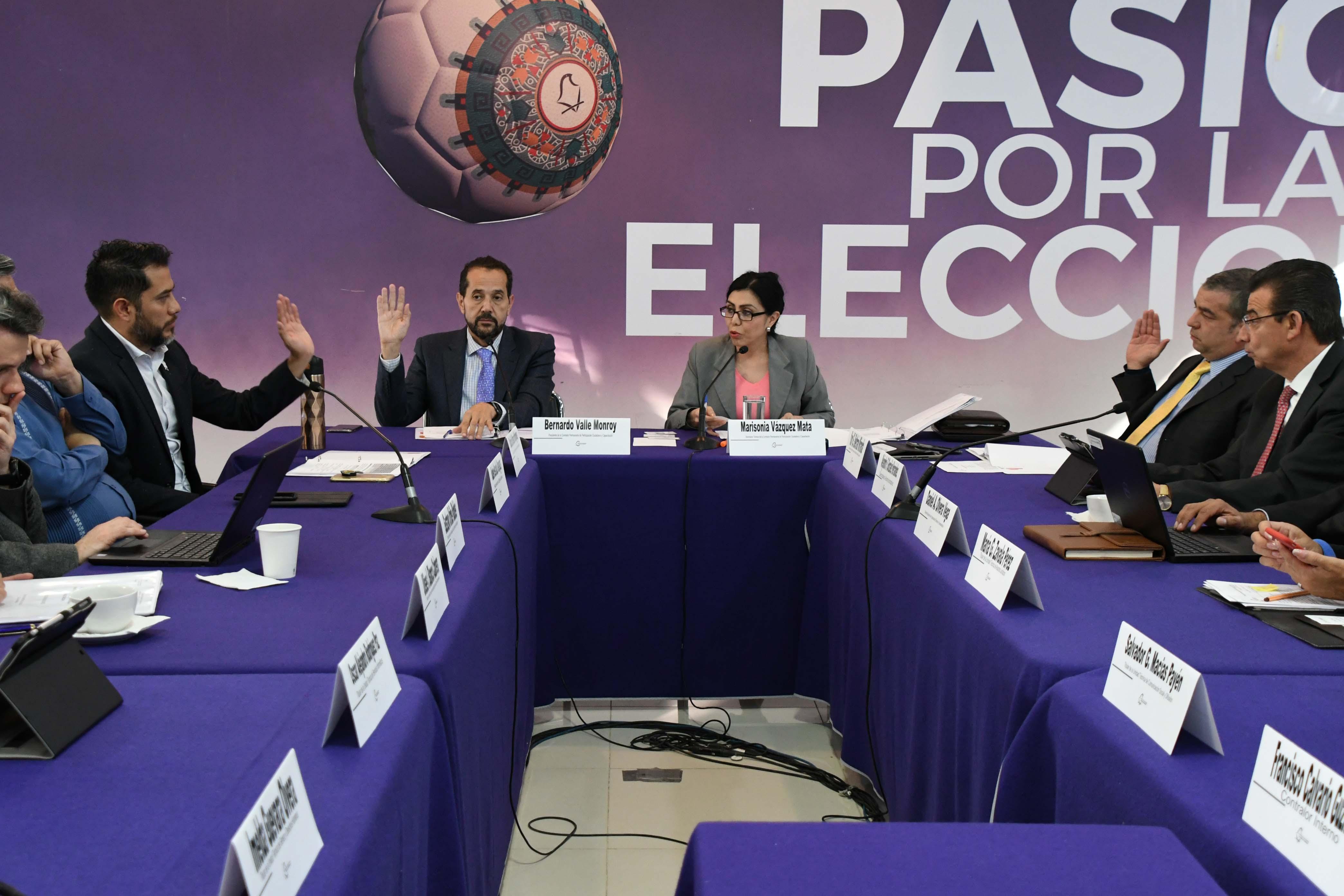 Prevé IECM ampliar plazo para registro de candidaturas de aspirantes a COPACOS