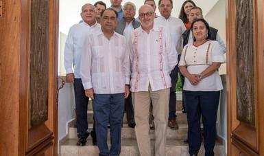 Fortalece Gobierno de México su trabajo en favor del sector agropecuario del estado de Guerrero