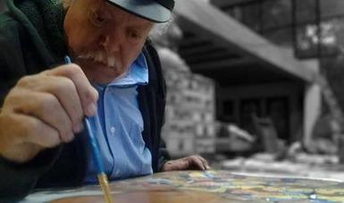 El INBAL lamenta el deceso de Javier Arévalo, destacado artista plástico jalisciense