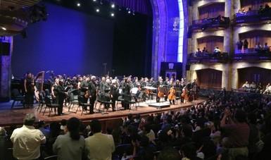 Rimski-Kórsakov, Rodrigo, Debussy y Ravel forman el segundo programa de la OSN