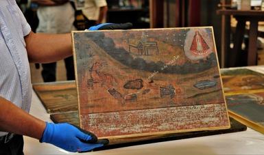 La Secretaría de Cultura y el INAH trabajan para combatir el tráfico ilícito de patrimonio cultural y recuperarlo