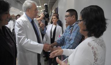 Todos debemos combatir la corrupción que tanto dañó al sistema de salud en México