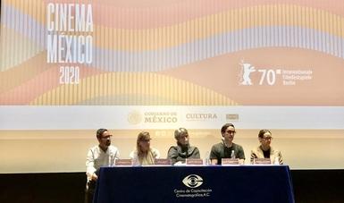 El cine mexicano estará presente en la 70 edición del Festival Internacional de Cine de Berlín con tres películas