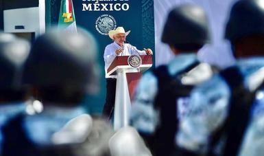 No se va a permitir que la delincuencia actúe con impunidad, afirma presidente en Guanajuato