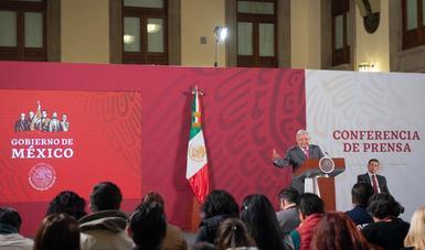 Programas de Bienestar cuentan con recursos garantizados, informa presidente López Obrador