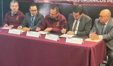 Trabajan Semarnat, gobierno de Baja California y PNUD para eliminar contaminantes de residuos electrónicos