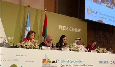 X Foro Urbano Mundial de ONU-Hábitat en Abu Dabi