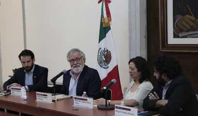 Coordina Secretaría de Gobernación acciones contra la violencia de género: Alejandro Encinas
