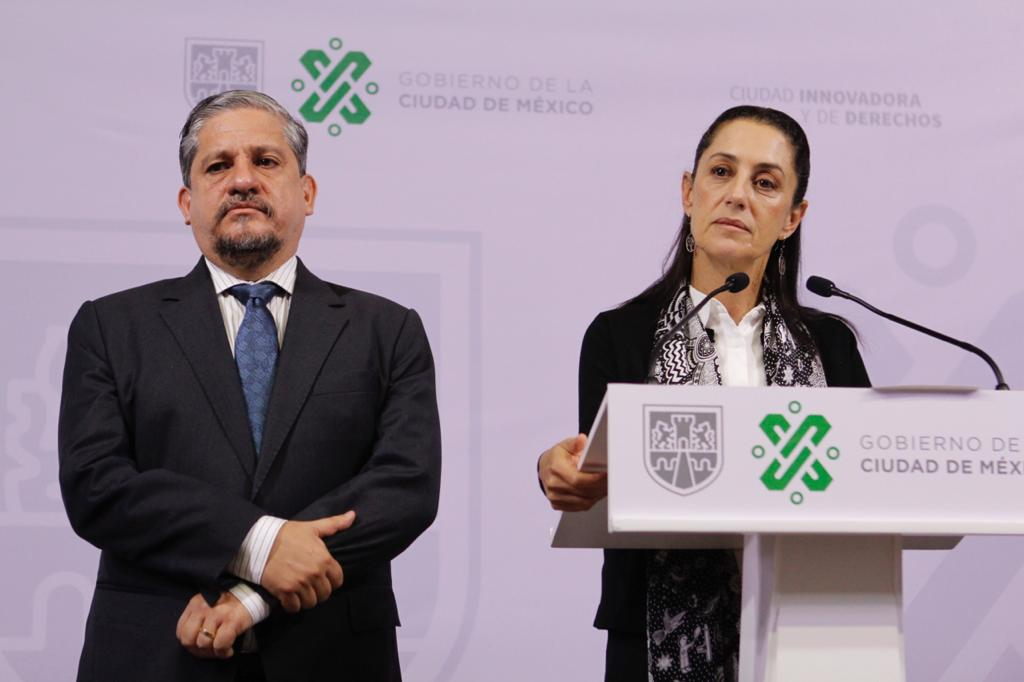 Reforzará Gobierno capitalino y Autoridad Educativa Federal medidas de seguridad en escuelas públicas de la Ciudad de México
