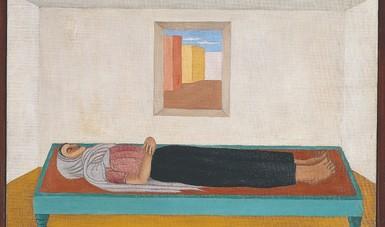 El Museo de Arte Moderno exhibe la serie pictórica Manuel Rodríguez Lozano. Los retablos de la muerte