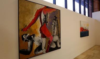"""Presenta el CECUT la exposición """"Pintura bajacaliforniana""""."""