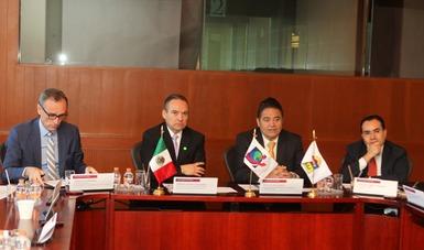 Cámara Mexicano-Alemana de Comercio e Industria considera como oportunidad de inversión y negocios a los estados del sur-sureste del país