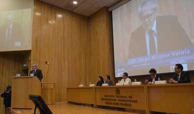Investigación y capacitación, fundamentales para atender cualquier enfermedad que llegue afectar a nuestras comunidades: Alcocer Varela