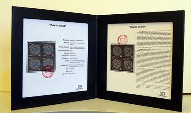 Con estampilla y exposiciones, SEPOMEX celebra 113 años de la inauguración del Palacio Postal