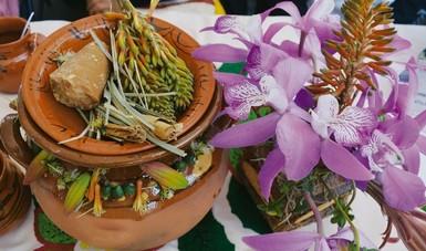 Lleva INAH los saberes culinarios hñähñu a la FIL del Palacio de Minería