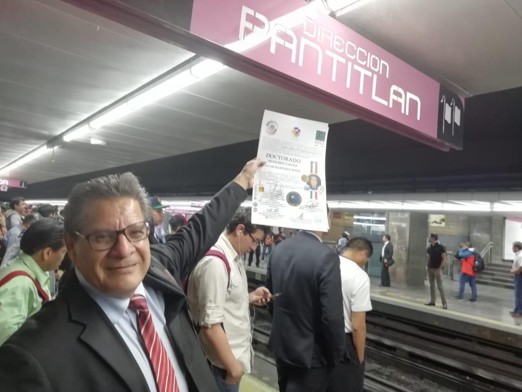Historias en el metro - Periodismo deportivo