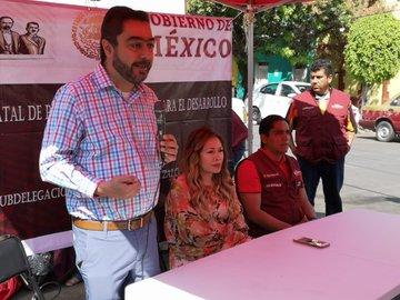 Invertirá la alcaldía de Azcapotzalco 27 millones de pesos en sus Programas Sociales 2020