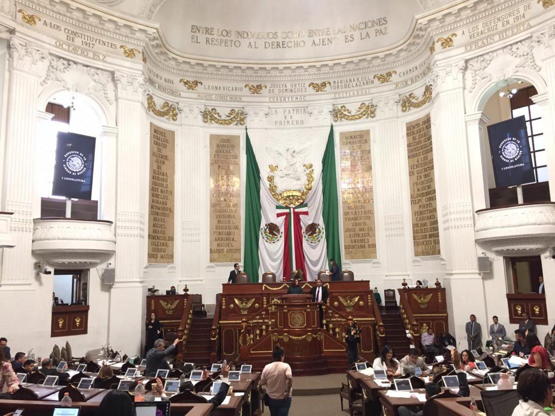 Impulsan en el Poder Legislativo local reformas al Código Penal en beneficio de las mujeres y niñas