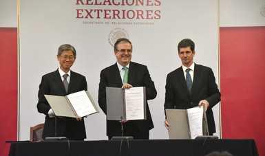 Japón y la OIM impulsan proyectos de mejora de la infraestructura para migrantes en el sur de México