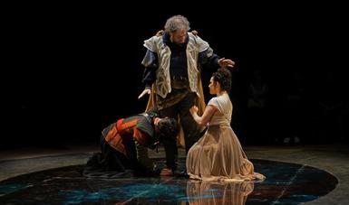 La Compañía Nacional de Teatro lleva el clásico La vida es sueño a León, Guanajuato