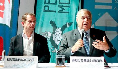 """Presenta Miguel Torruco la carrera de la Ruta del """"Pescado de Moctezuma"""""""